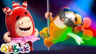 ODDBODS | Do The Oddbods Dance | Cartoons For Children