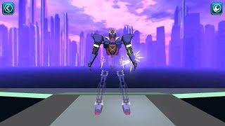 Super Transformer Robot Dinosaur Build and Fight Gameplay HD Part