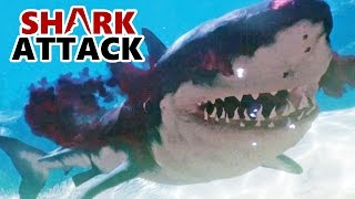 Shark Attack Deathmatch 2 - Kill Your Friends!