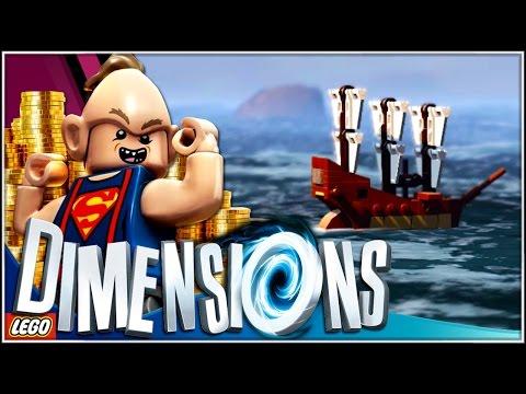 Un Goonie más!! | 02 | Los Goonies | Lego Dimensions (PS4)