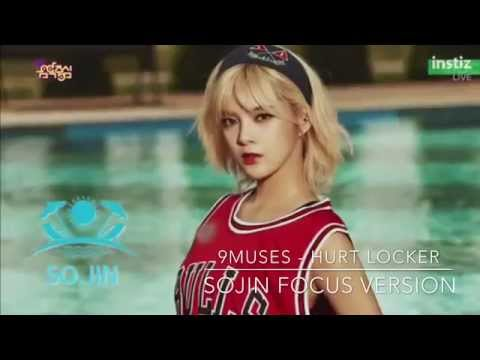 Hyuna Nine Muses Hurt Locker