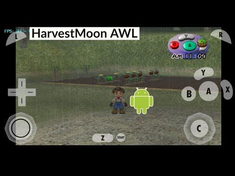 Harvest Moon A Wonderful Life Android