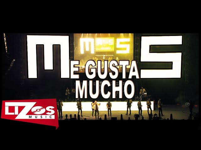 BANDA MS EN VIVO - ME GUSTAS MUCHO (VIDEO OFICIAL)