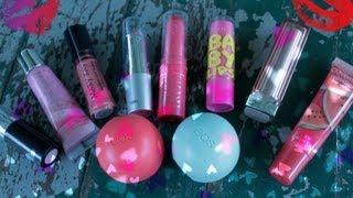 Drugstore Summer Lip FAVORITES! Thumbnail