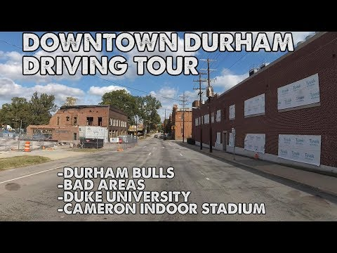 I Drove Through Downtown Durham, North Carolina. This Is What I Saw.