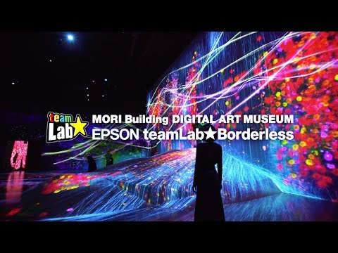 Art Collective teamLab's Tokyo Museum Overtakes the Van Gogh Museum as the World's Most Popular Single-Artist Institution