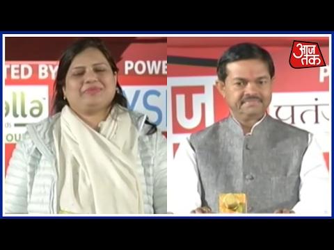 RajTilak: Aaj Tak's RajTilak Express Reaches Badaun