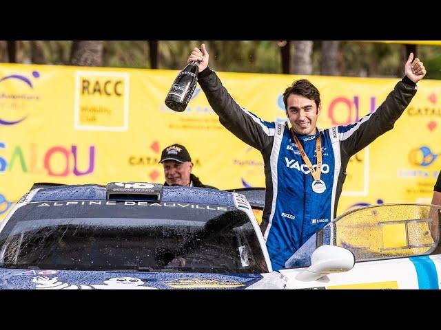 Pierre Ragues remporte la Coupe du monde R-GT avec Yacco !