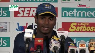 My job is to score runs and not worry about other things - Mathews