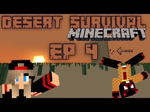 Desert survival  EP4 - Min kæreste nakker mig  !!??