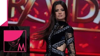 Milica Pavlovic - Da me volis - Stage Performance - (TV Prva 23.12.2018.)