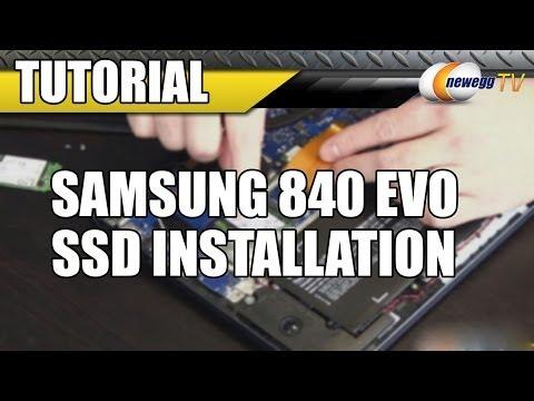 Samsung 840 EVO mSATA SSD Installation Tutorial - Newegg TV