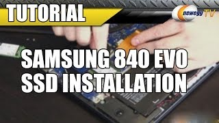 Samsung 840 EVO mSATA SSD Installation Tutorial - Newegg TV