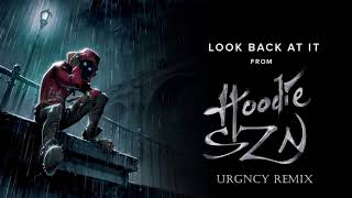 A Boogie Wit Da Hoodie - Look Back At It REMIX