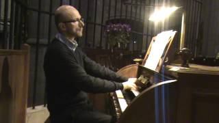 G.F. Händel (Largo from Xerxes, organ)