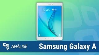 Samsung Galaxy Tab A [Análise] - TecMundo