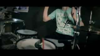 Bring Me the Horizon - Shadow Moses (Drum Cover) - Max Santoro - HD - Truth Custom Drums