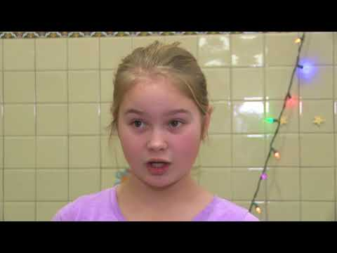 """6th graders at Ishpeming Middle School raise money to get """"Water for Sudan"""""""
