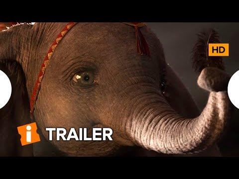 Assista ao Primeiro Trailer Mágico de DUMBO da Disney