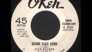 Baixar Jean Dushon   Second Class Lover   Popcorn R&B Soul