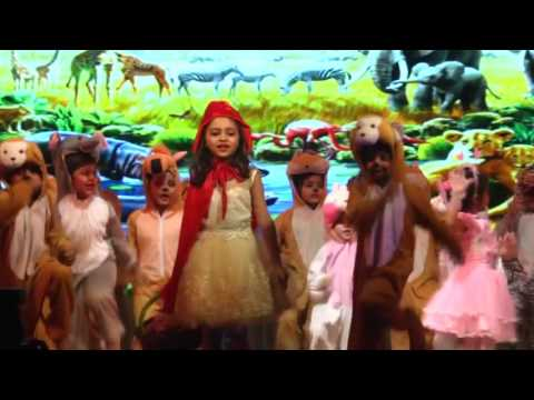 Little Red Riding Hood Dance and Drama