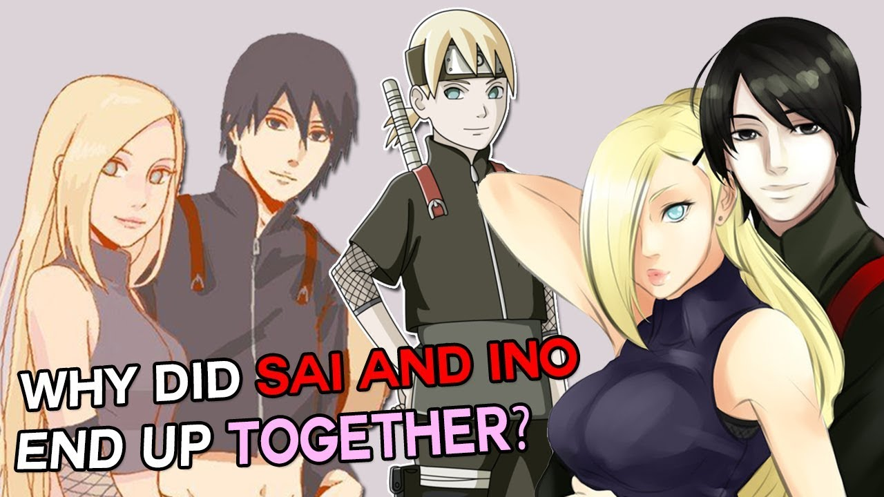 did sakura and ino have sex