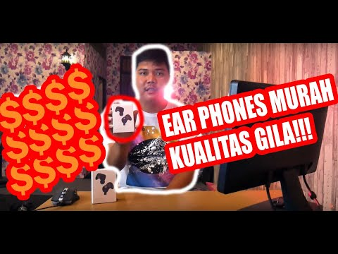 REVIEW KZ ZS3 EAR PHONES (BAHASA INDONESIA)