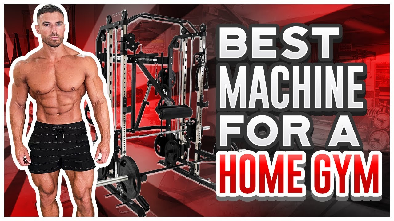 Is This The Perfect Machine For A Home Gym?