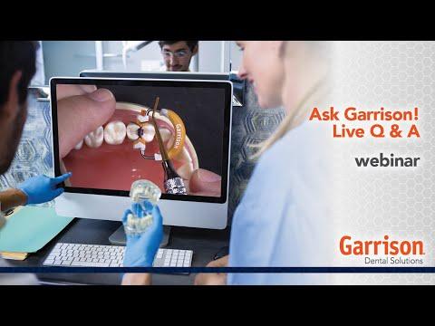 Ask Garrison! Live Q & A