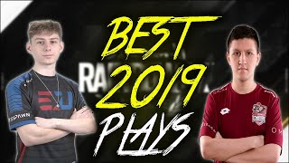 BEST Plays Of Pro League in 2019! - Rainbow Six: Siege