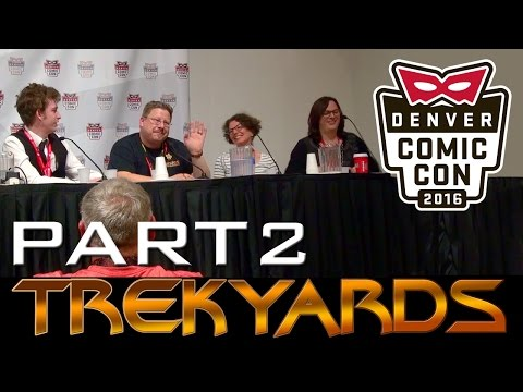 New Media and Web Comics Panel (Part 2) (Denver Comic Con 2016)