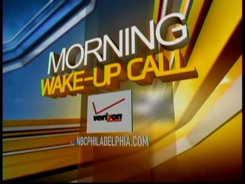 NBC 10 Wake-Up Call - Urban League of Philadelphia Staff & Members