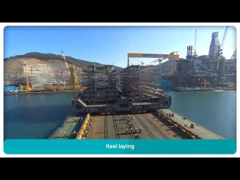 #PETRONAS FLNG SATU | PETRONAS first floating LNG (liquefied natural gas) facility
