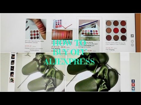 How To Find Brand Name Products on Aliexpress   How to Buy Off Aliexpress