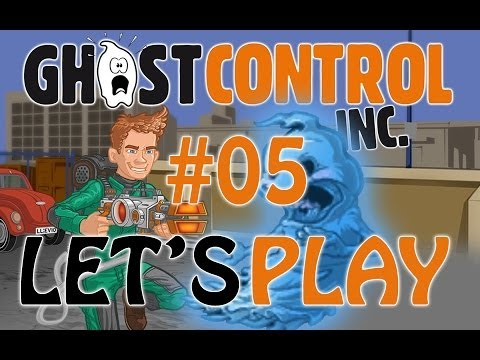 Let's Play GhostControl Inc. (part 5 - Bustin' Ghosts [blind])