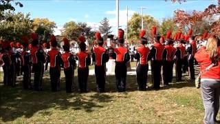 James Bond Medley Part 2 (rehearsal) - Park Hills - Oct 18, 2014