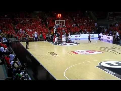 Le basket un sport si cruel... Sig Strasbourg vs Élan Chalon-sur-Saône