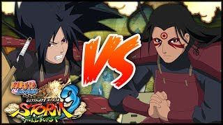 [PC] NARUTO SHIPPUDEN: Ultimate Ninja STORM 3 FULL BURST | War Madara VS Sage Hashirama