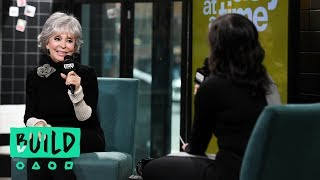 "Rita Moreno Talks Netflix's ""One Day at a Time"""