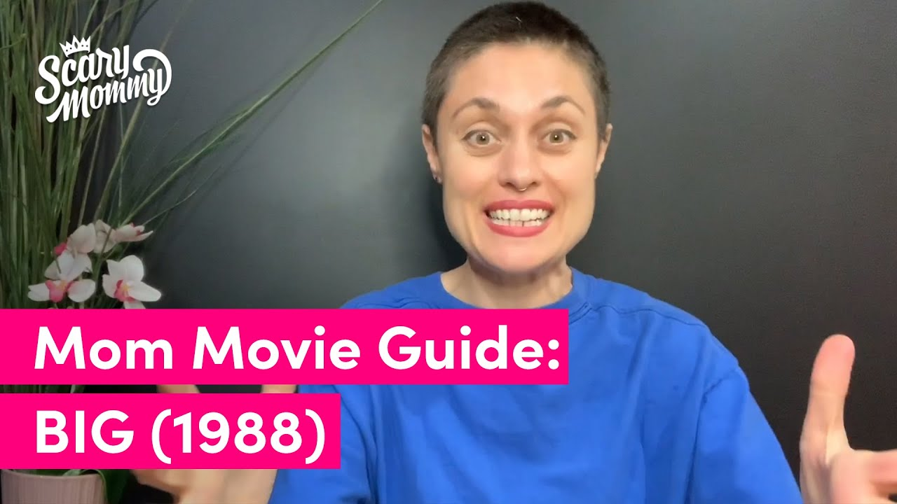 Quarantine Queens Review The Best Family Movies:  BIG (1988) | Scary Mommy