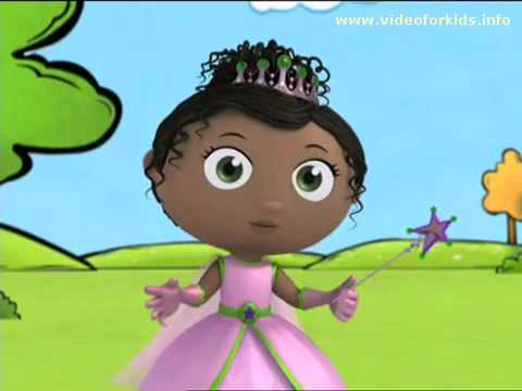 video for kids Meet Super Why - YouTube