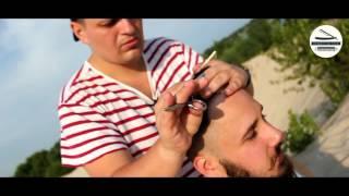 RYBAKOVICH BARBER SHOW 2 ВЫПУСК Видео уроки мужских стрижек