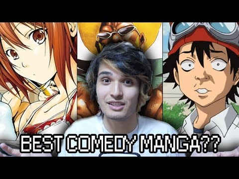 5 COMPLETELY DIFFERENT & HILARIOUS COMEDY MANGA | Monthly Ot