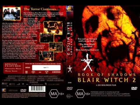 Blair Witch Project 2  Marilyn Manson  Disposable Teens