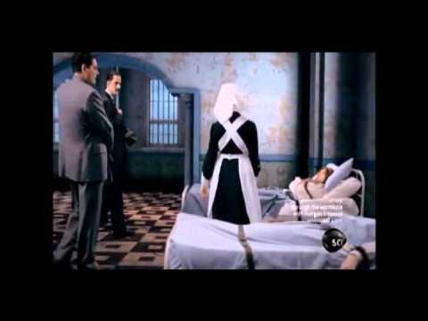 DARK MATTERS female mental patient in straitjacket - YouTube