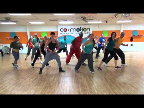 TIMBER by Pitbull/Ke$ha - Choreo by KELSI for Dance Fitness Travel Video