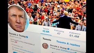 白宫要义(黄耀毅):联邦上诉法院:特朗普总统不得封锁其推特关注者
