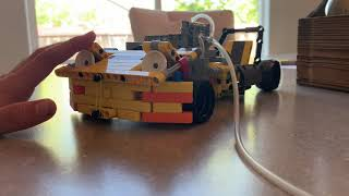 LEGO Technic RX7 Drift Car