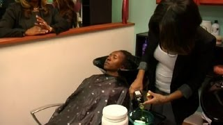 Deep Conditioning With Olive Oil for African-American Hair : African-American Hairstyling