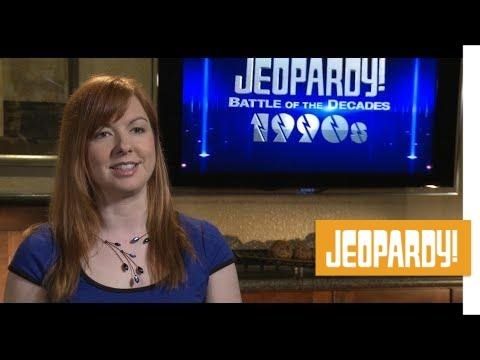 90s Contestants Pam Mueller Jeopardy Youtube